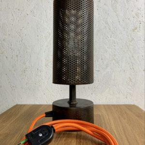 Gala N°4 lampe tactile câble orange