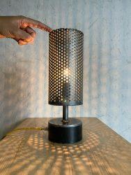lampe tactile ajouree
